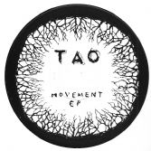 Tao Movement EP: Ras Tinny - Midnight / Wah Me Run / Outta Deh Rmx (Purple Fade Records) 12""